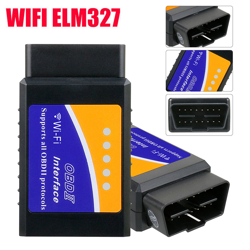 how to check what iphone i have elm327 v1 5 obd2 car wifi interface diagnostic tool 19915