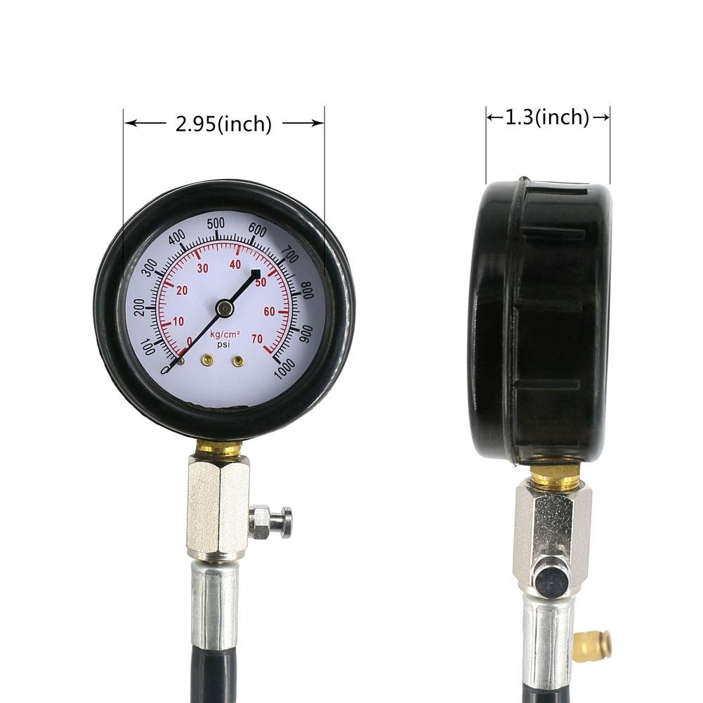 TU-15A Diesel Engine Compression Cylinder Pressure Tester