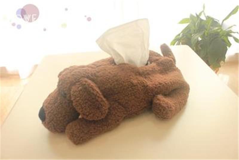 Cute-Teddy-Dog-Paper-Holder-Soft-Napkin-Case-Tissue-Cover-Plush-Doll-Home-Decor