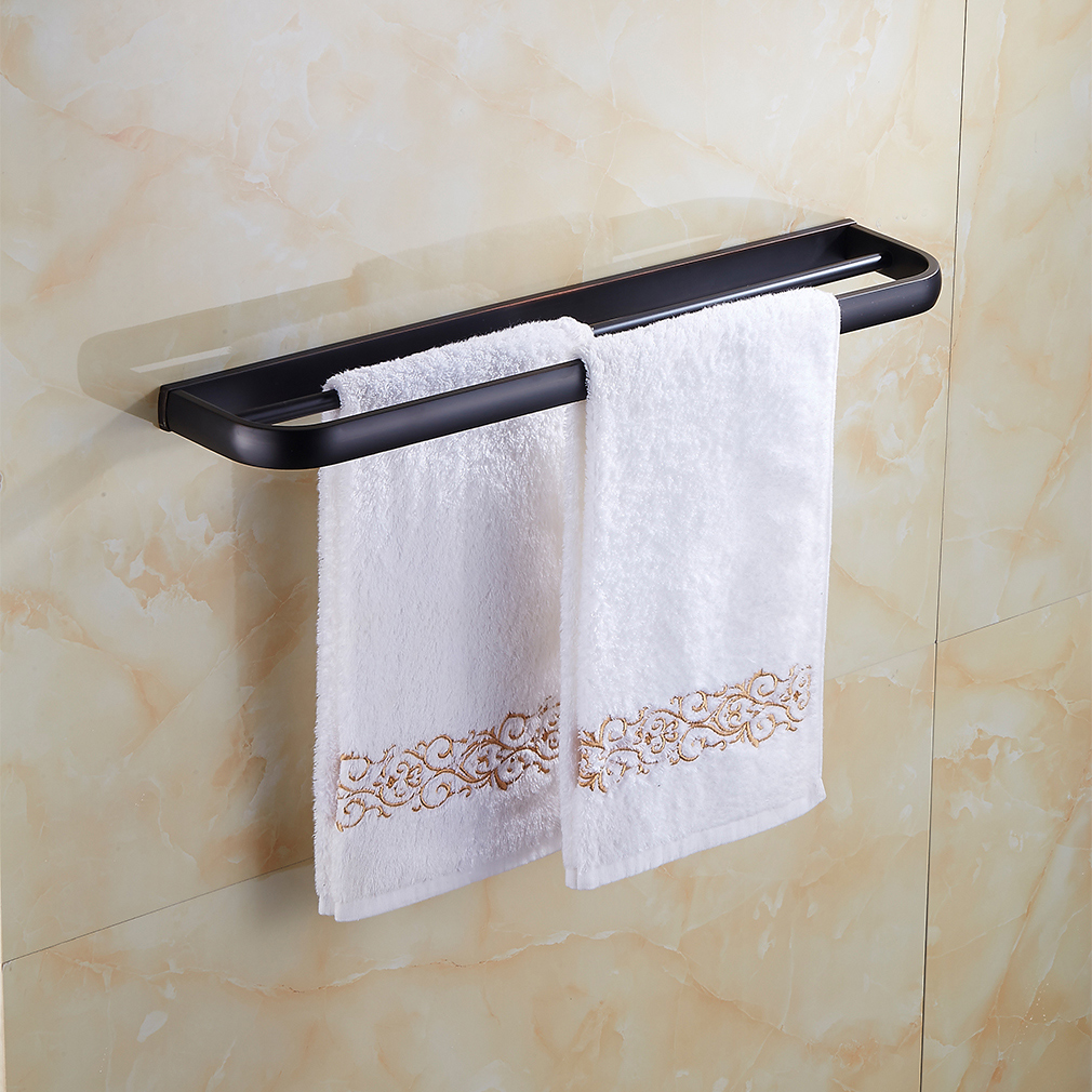Handtuchstange Doppelte Handtuchhalter Badetuchhalter