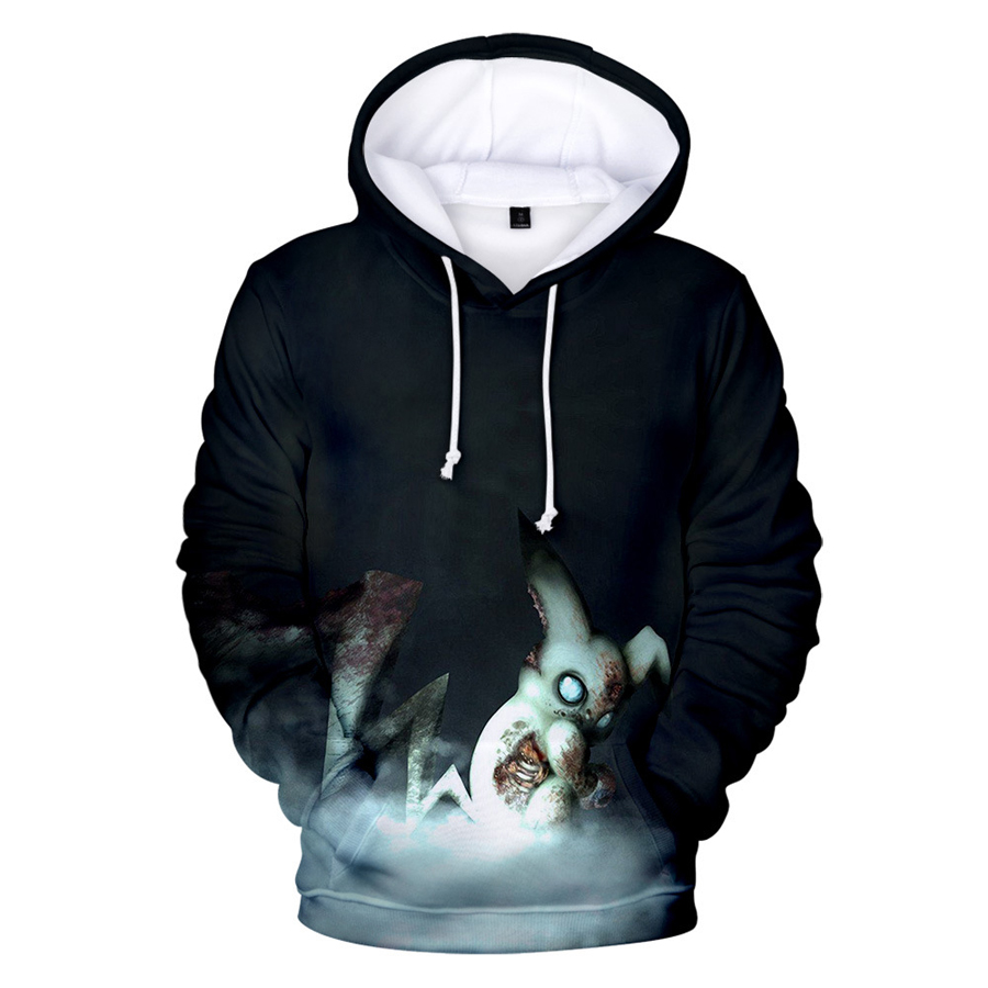 Creepypasta Costume Unisex 3D Hoodie Sweatshirt Jacket ...