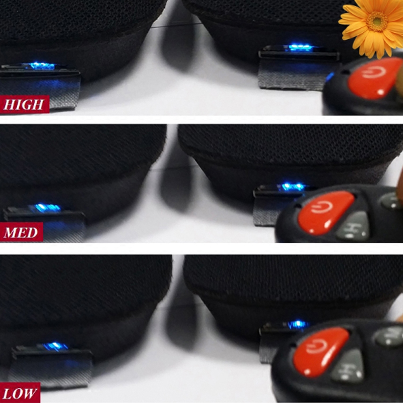 Protable Usb Electric Powered Heated Insoles For Shoes
