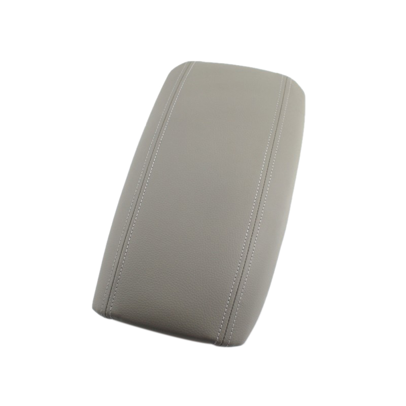 Armrest Cover Leather Synthetic Center Console Lid For Volvo S80 99-06 Beige UK