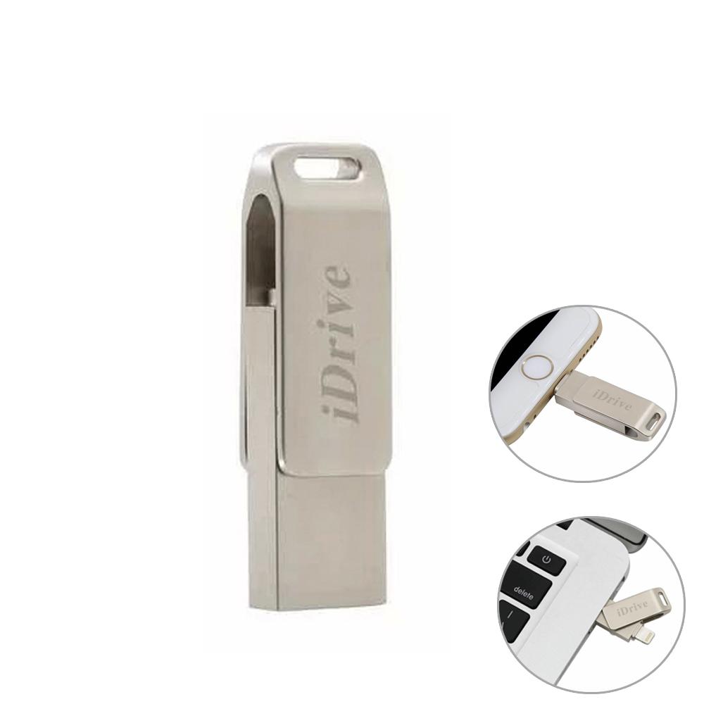 usb memory stick idrive apple metal u flash disk for. Black Bedroom Furniture Sets. Home Design Ideas