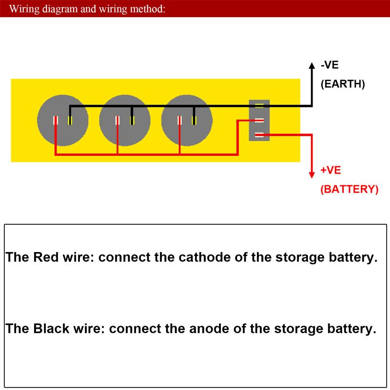 4 Gang LED Dual USB Schalttafel Schalter Voltmeter für Marine Boot ...