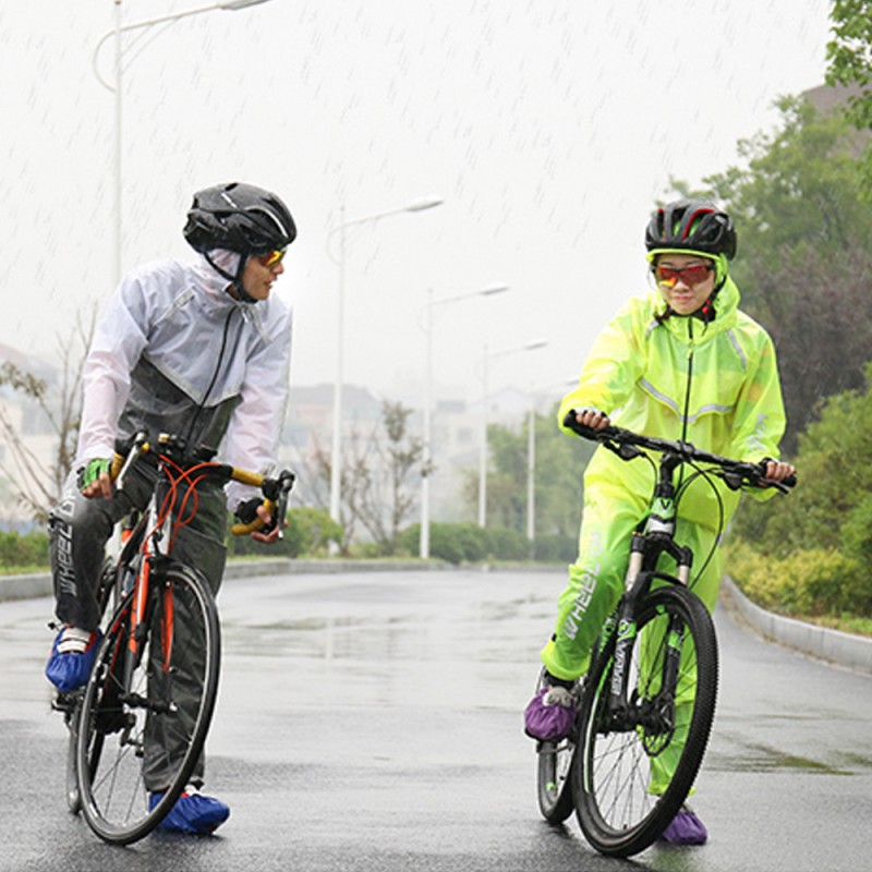 regenponcho regencape fahrrad jacke regenschutz rain cape herren damen unisex ebay. Black Bedroom Furniture Sets. Home Design Ideas