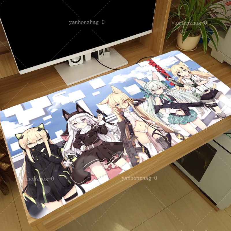 Hot Game Fate//Grand Order ishtar Otaku Large Mouse pad Playmat 40x70Cm Gift #D21