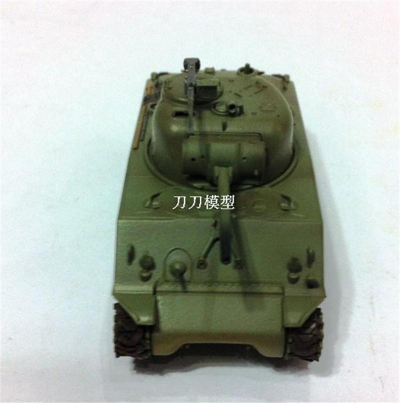 1:72 World War II US Army M4A3 Medium Tank Tank Modern Tank