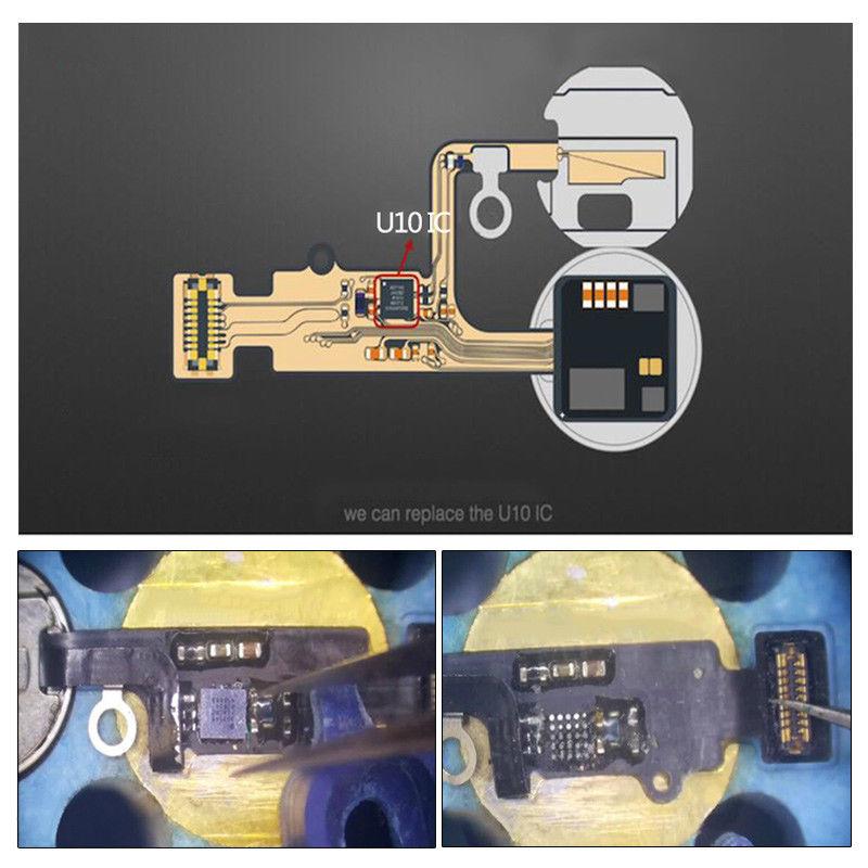 best authentic a7e53 add70 Details about Home Button Repair Tools U10 Chip IC Fingerprint Maintenance  For iPhone 7/7Plus