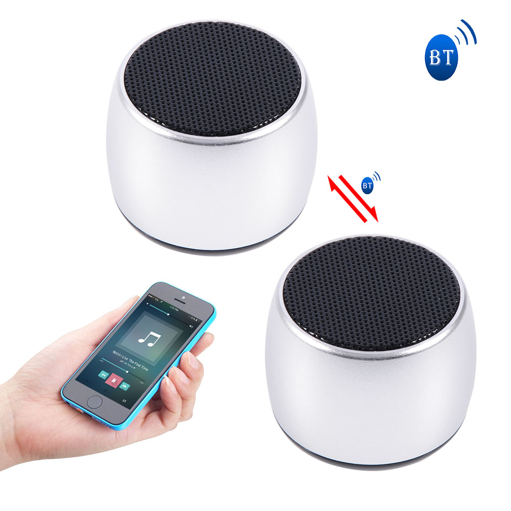 69a68c414d5 Details about NO.1 TWS True Wireless Stereo Bluetooth Speaker Support  Remote Shutter Magnetic