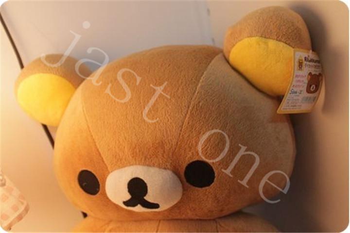 31.5/'/' Cute San-x Rilakkuma Relax Bear Soft Giant Stuffed Pillow Plush Doll Toy