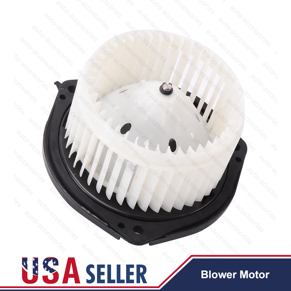 Details About AC Heater Blower Motor Front For 2004 2007 Grand Prix Monte Carlo Impala 700107