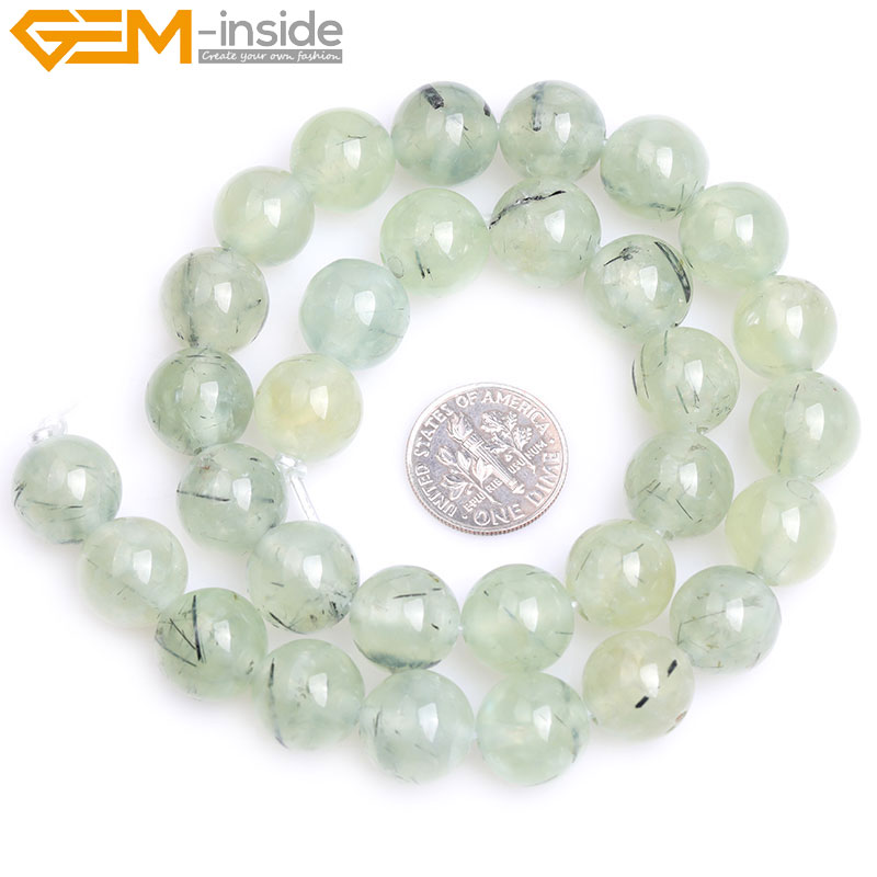 Natural Rock Crystal 10mm Round Gemstone Beads AAA 15.5 Strand