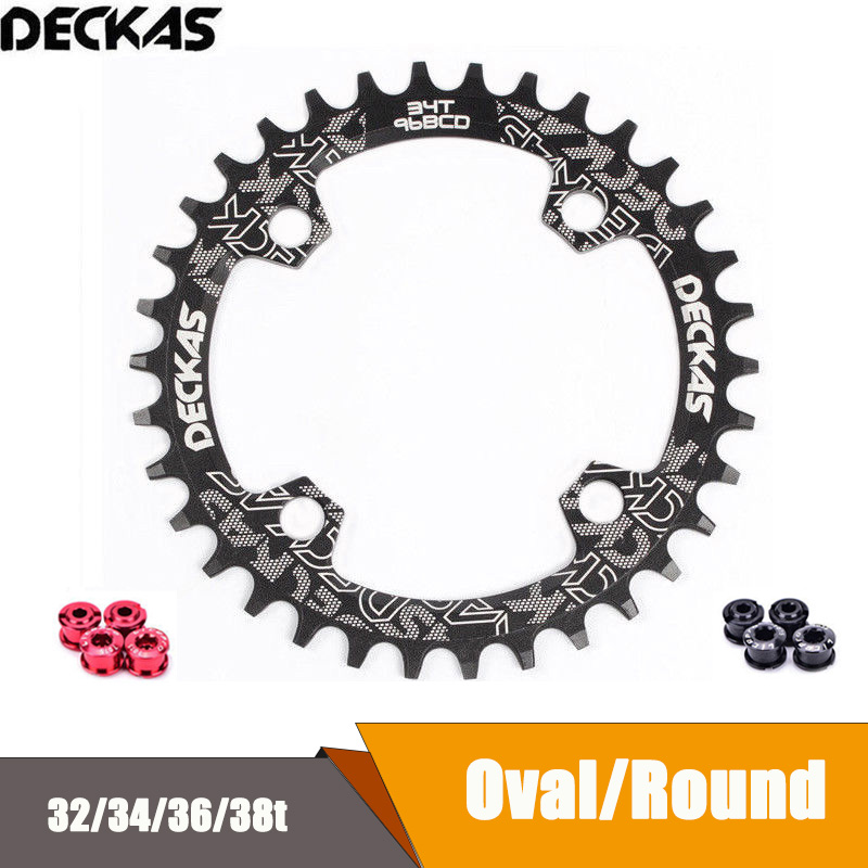 MTB Mountain Bike Chainring Round Oval Chain Ring 32//34//36//38T for XTR XT SLX