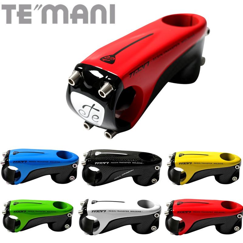 Full Carbon ±10° MTB Road Bike handlebar stems Bicycle Stem 31.8*80//90//100//110mm