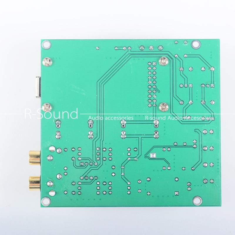 XMOS-U208 ES9018K2M USB DAC Audio Amplifier Decoder Board
