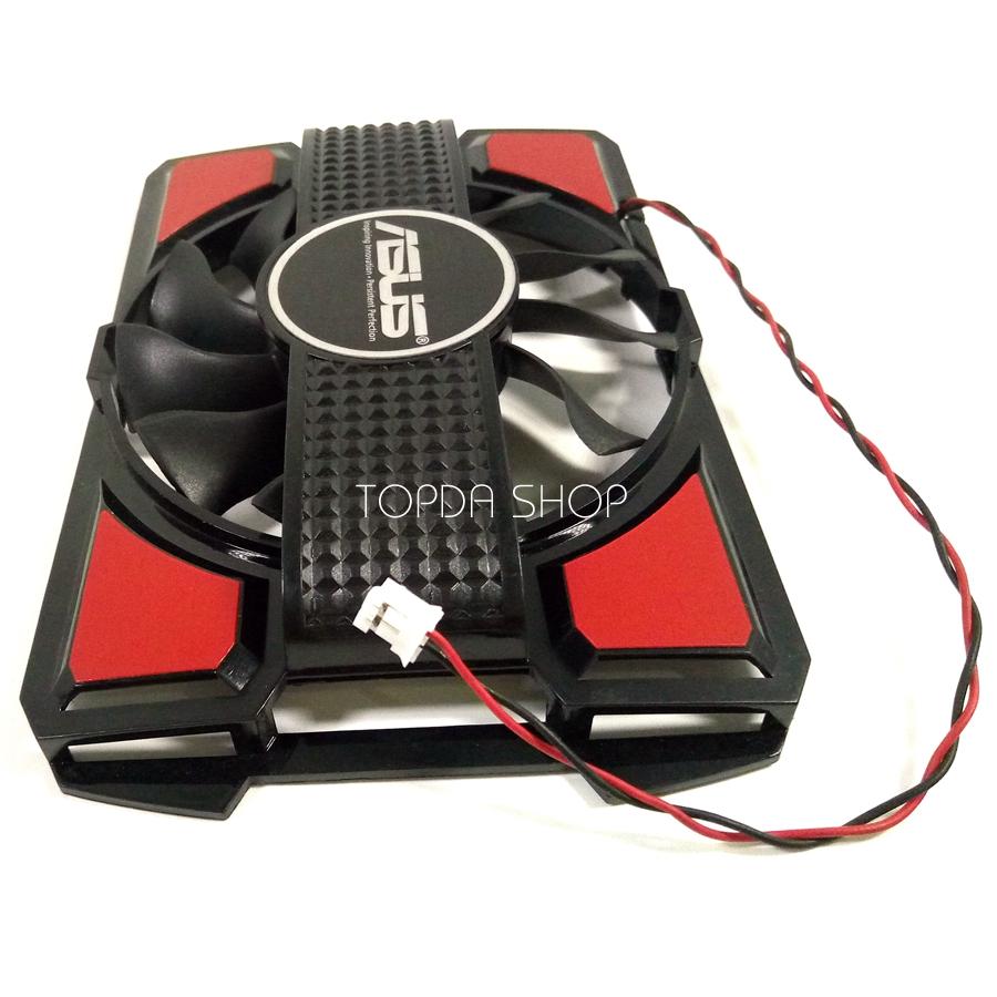 EVERFLOW R128015SM Fan Asus GT220 240 440 9600GSO EAH4670 5570 VGA