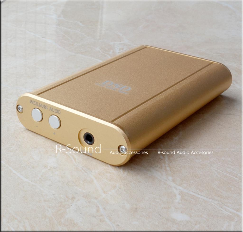 E19 Protable Headphone Amp DAC SA9226+ES9028Q2M DSD Android