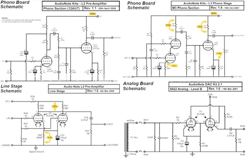 hifi preamplifier pcb bare bulk kit board w   resistor tube clone an preamp 228243294158