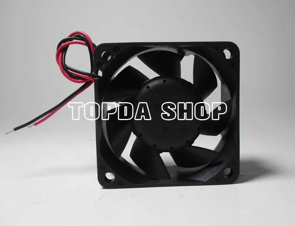 DELTA AFB0624EH server cooling fan DC24V 0.36A 60*60*25mm 2pin #M4527 QL