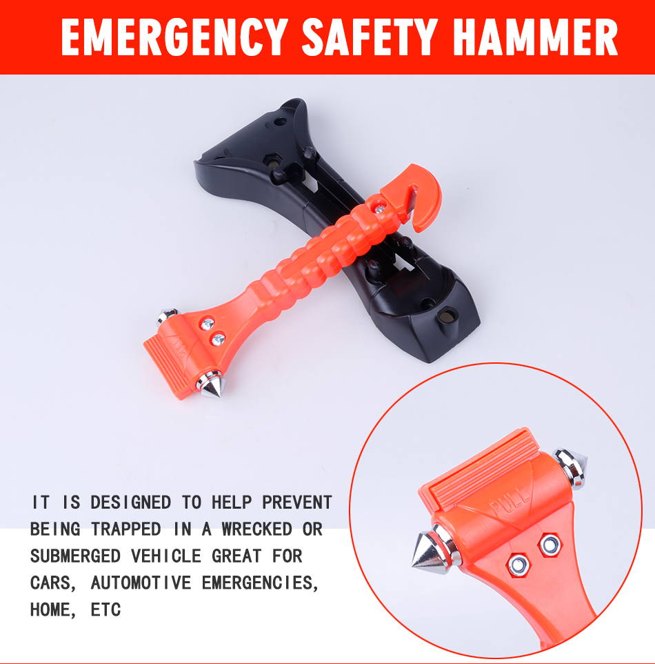 Miraculous Details About Mini Safety Hammer Seat Belt Cutter Car Window Breaking Emergency Escape Tool Ocoug Best Dining Table And Chair Ideas Images Ocougorg