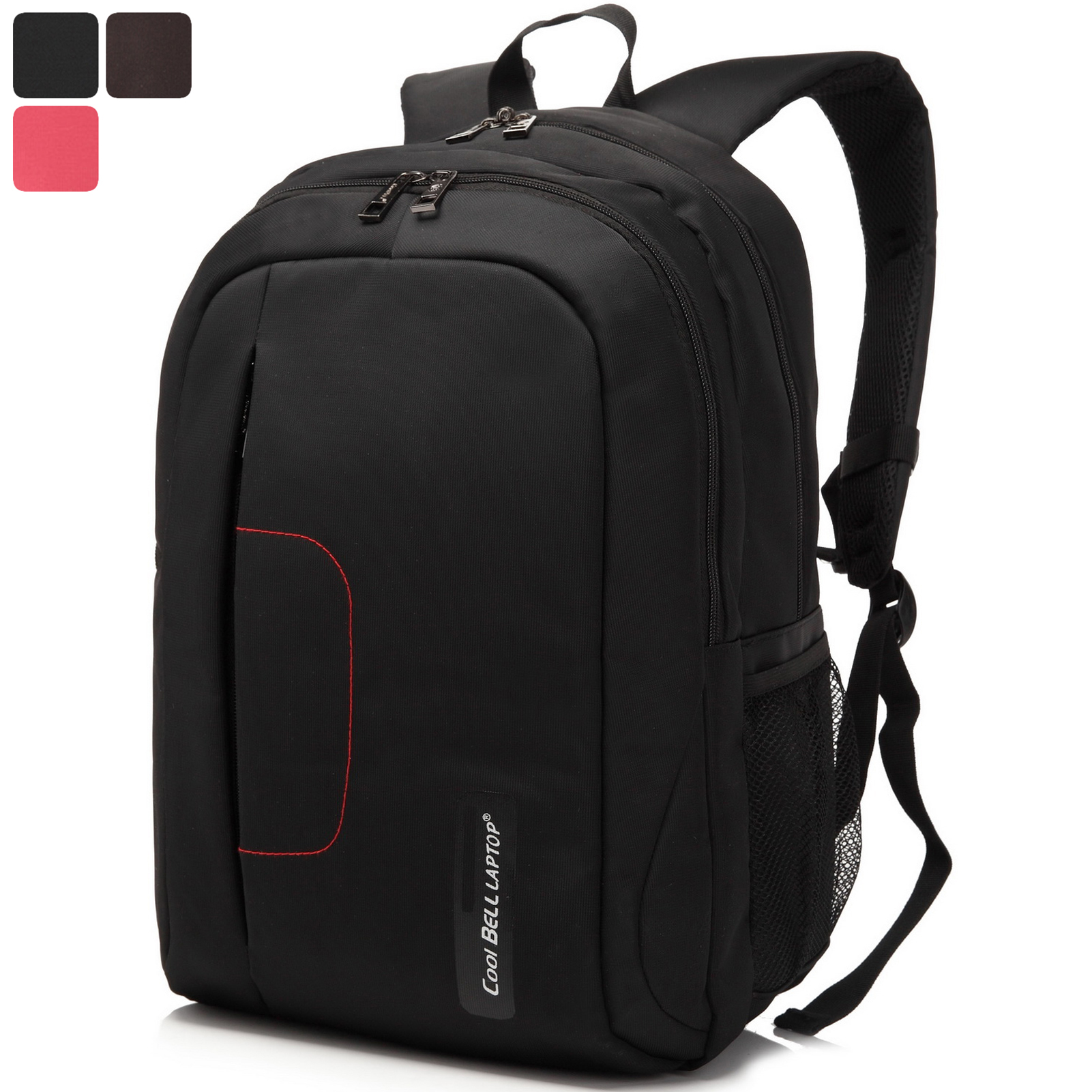 Details about 15.6 inch Waterproof Laptop Shoulder Backpack Rucksack Travel  Notebook Carry Bag 4d1b205a247e6