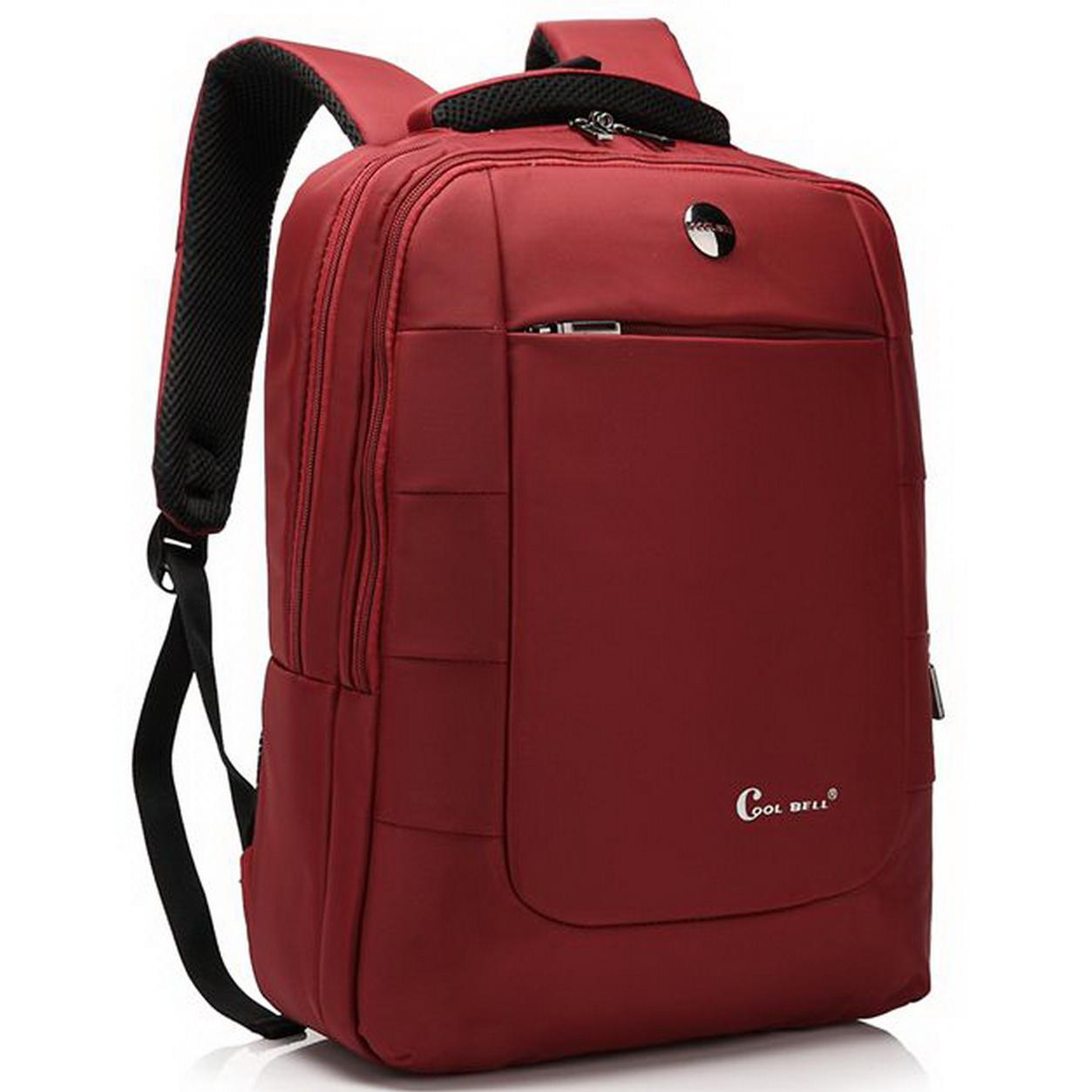 Details about Men Women Waterproof Laptop Backpack Travel School Bag  Rucksack For 15