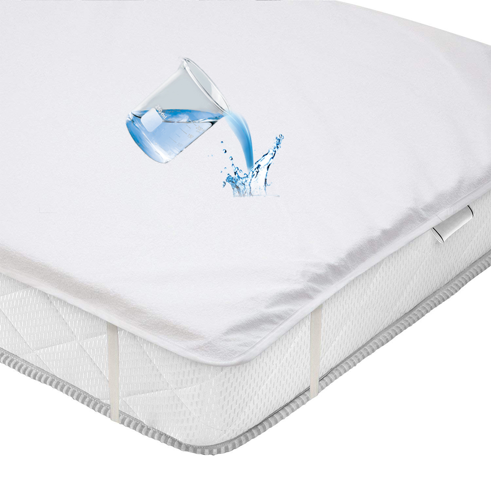 WATERPROOF MATTRESS COVER King Queen Full Twin Hypoallergenic Bed Pad Protector