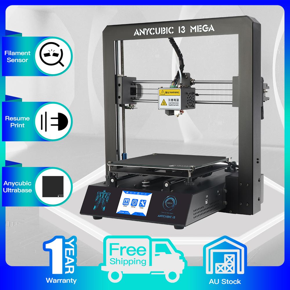 Details about AU Ship Anycubic Upgrade i3 Mega 3D Printer Ultrabase All  Metal Frame Large Size