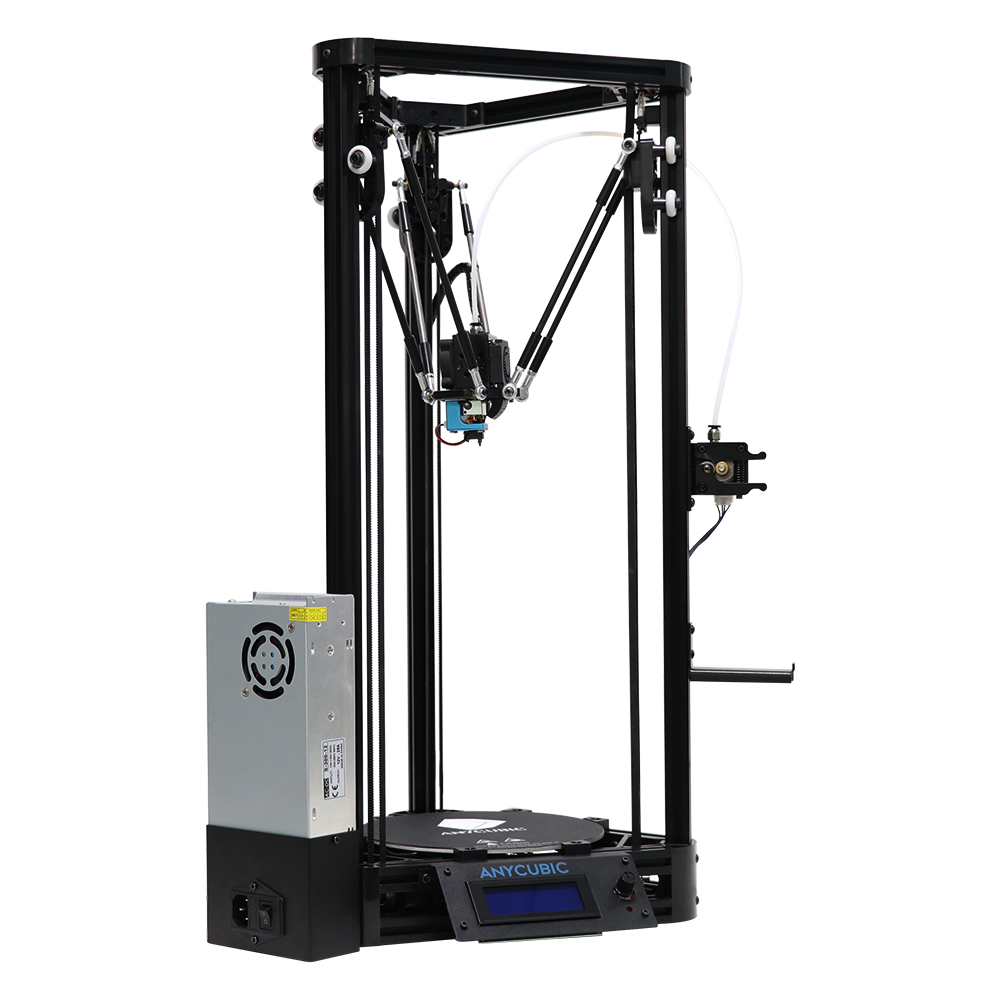Details about Anycubic Kossel 3D Printer Desktop DIY Auto-leveling Kit High  Precision Printing