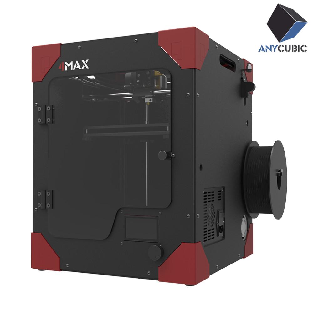 ANYCUBIC I3 Mega/4MAX/Photon SLA/DLP 3D Drucker Kit mit größerer ...