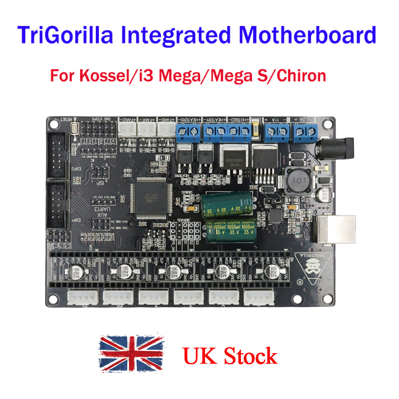 ANYCUBIC 3D Printer TriGorilla Integrated Motherboard 4 Layers PCB Control Board