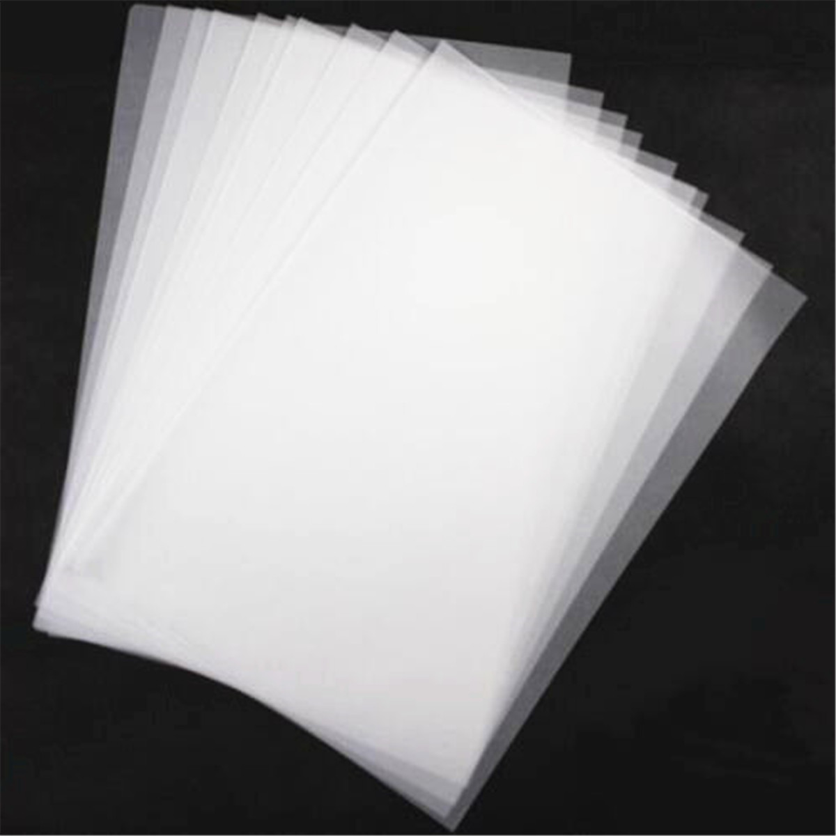 100x A4 Translucent Tracing Paper DIY Copying Calligraphy