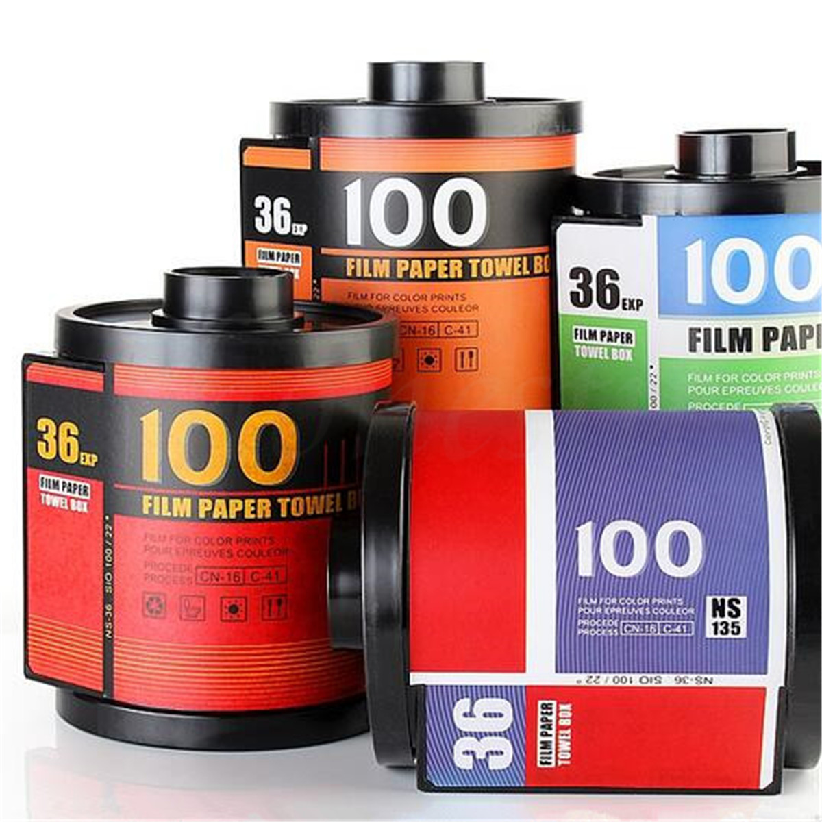 Uses for Film Canisters | ThriftyFun  |Old Camera Film Roll Boxes