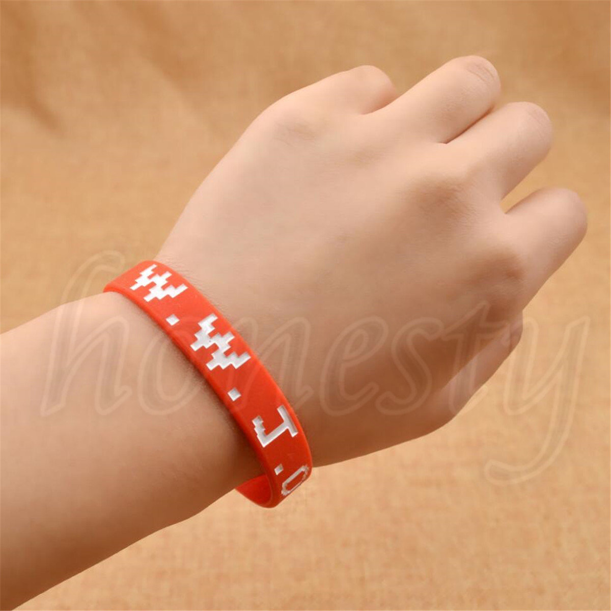 1pcs Wwjd What Would Do Wristband Women Men Silicone Rubber Bracelet