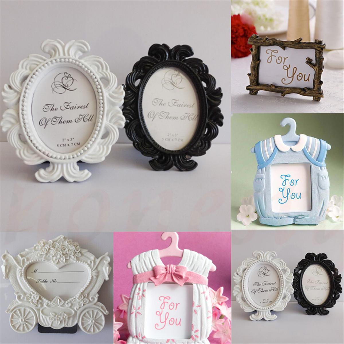Retro Cute Resin Rahmen Baby Photo Frame + Box Creative Wedding Home ...