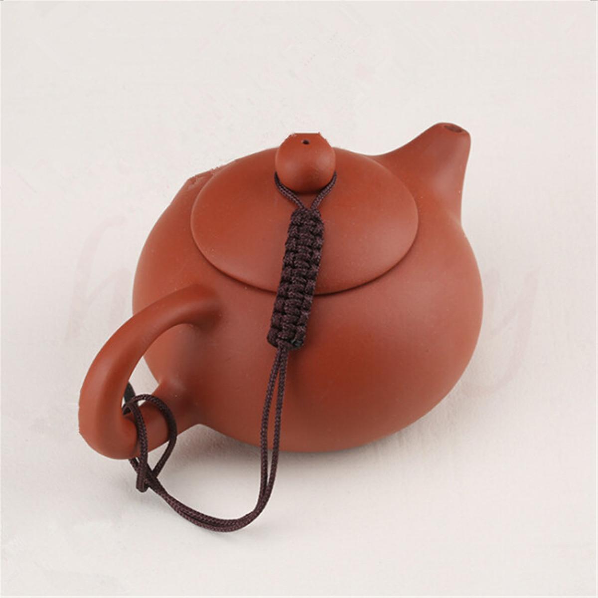 5~50pcs Teapot Rope Teapot Lid Safety Lanyard Handle Decor Accessories