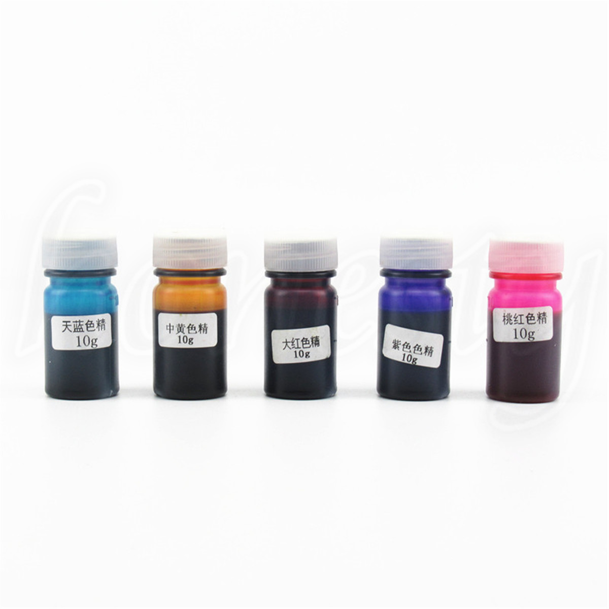 10 Colors 10g Epoxy UV Resin Dye Colorant Resin Pigment Mix Color ...