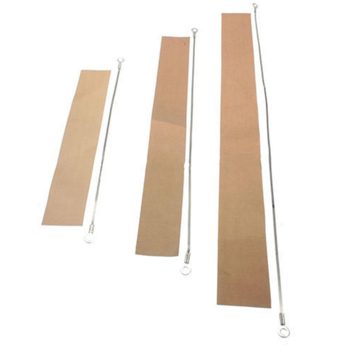 200//300//400//500mm Impulse Sealer Heat Wire Element Strip Sealing Machine Natural