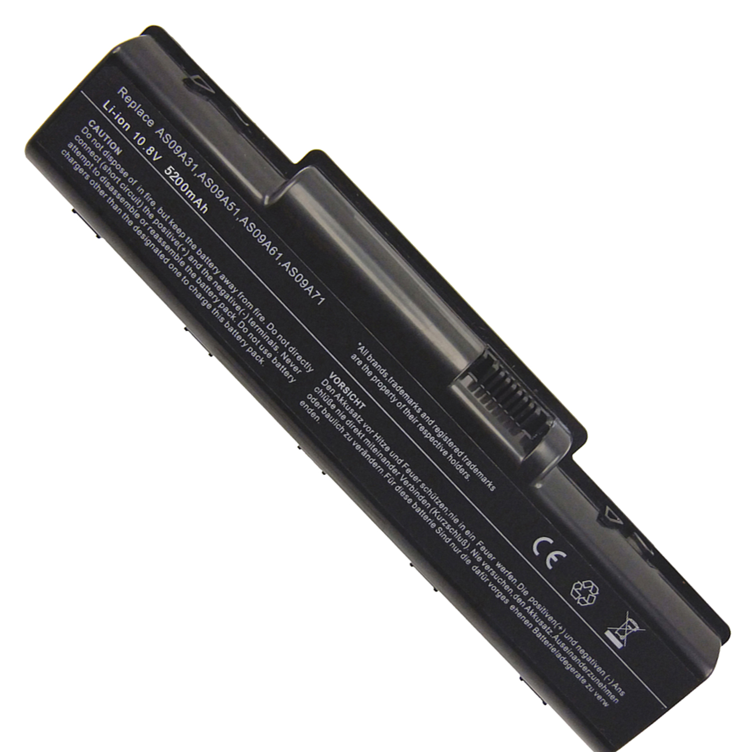 New Battery Laptop Acer Aspire 4732 4732z 5732 5732z As09a31 As09a41 Baterai Batre Batery Ori 4332 5516 5517 5532 5532z 5541 As09a71 As09a51 Original For 5332