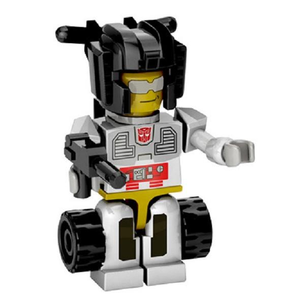 Hasbro Kre-O Transformers Kreon Micro Changers Collection 2 Groove