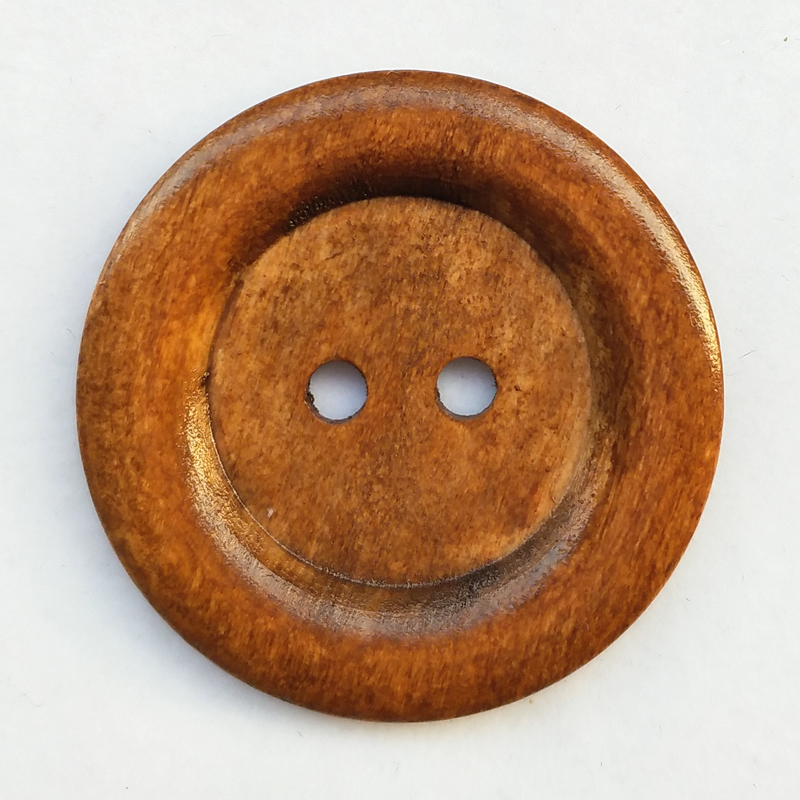 20pcs-Wooden-Wood-Button-Big-50MM-Round-Wine-Coffee-Brown-Craft-Sewing-Coat-Hat thumbnail 18