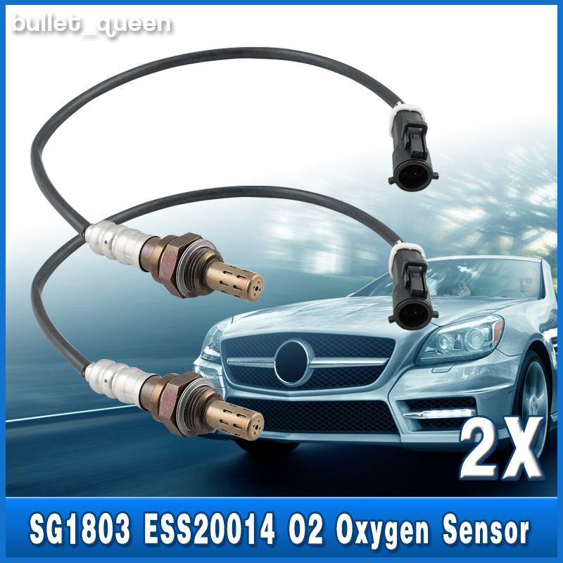 2x Oxygen O2 02 Sensor Sg1803 Upstream Downstream For Ford Lincoln Rhebay: Ford Contour O2 Sensor Locations At Gmaili.net