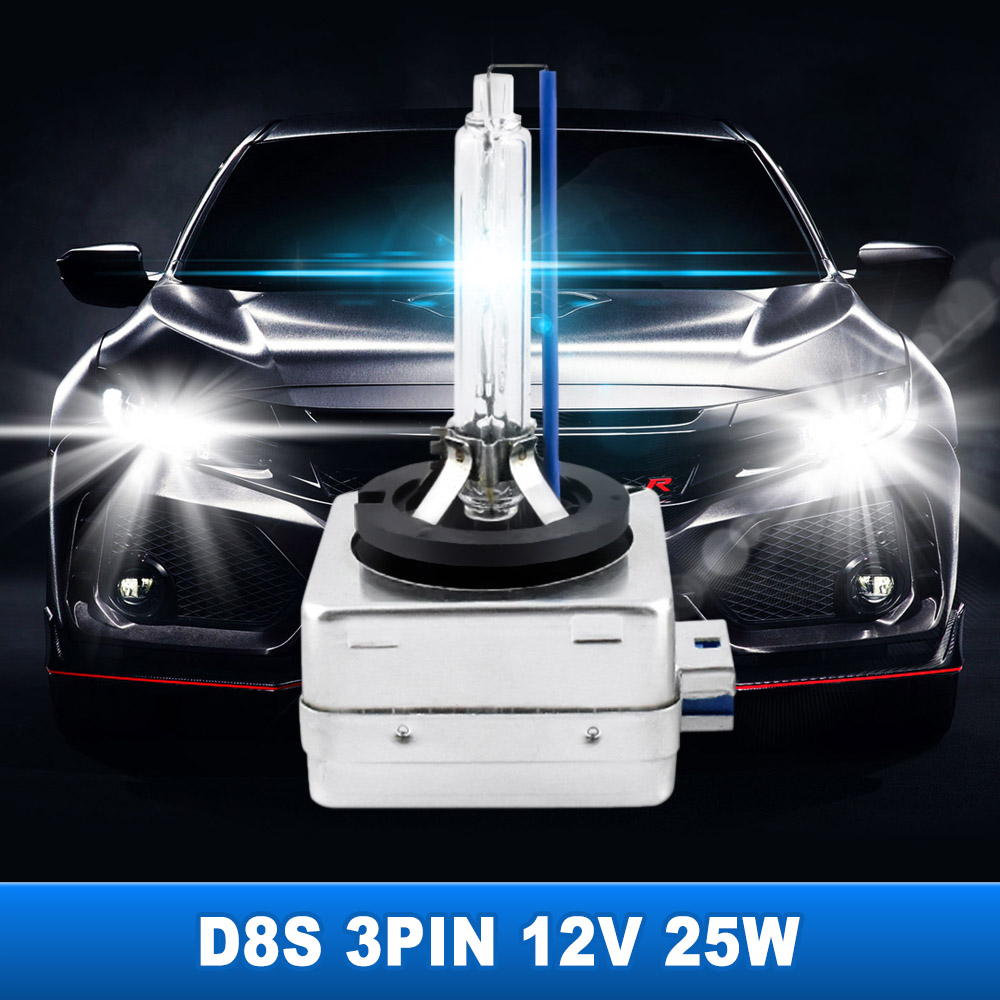 D2S 6000K 35W LOW BEAMS REPLACEMENT XENON HID LIGHT BULBS 06-12 FOR JETTA