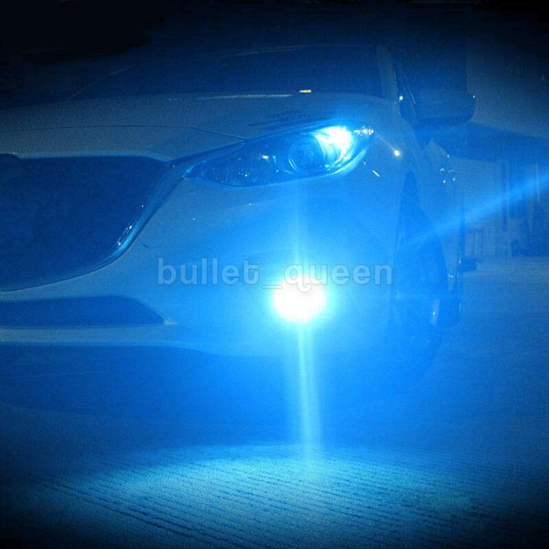 2X 55W CREE LED DRL Fog Light Driving Bulb 881 862 886 889 894 896 898 ICE BLUE