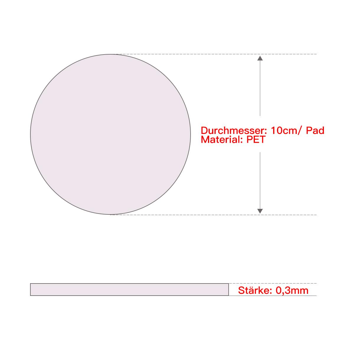 Wundervoll Selbstklebend Anti-Rutsch Sticker Pad Aufkleber Dusche Badewanne  JC61
