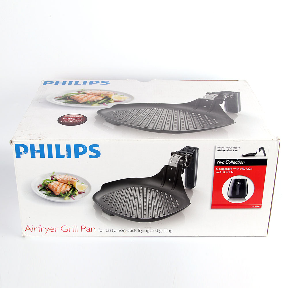 New Philips Hd9910 21 Hd922x Airfryer Grill Pan Non Stick