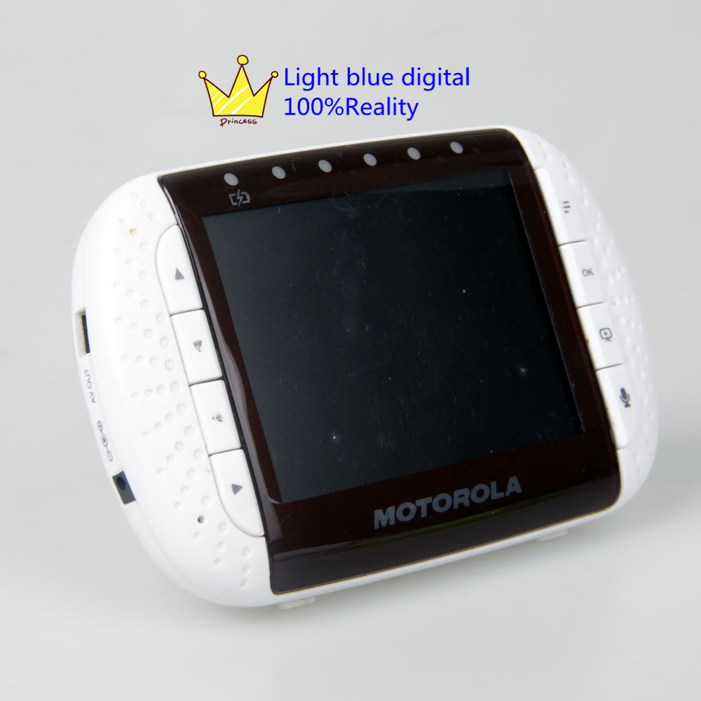 motorola 3 5 video baby monitor. motorola mbp36pu remote wireless video baby monitor 3.5 inch colour lcd screen 3 5 i