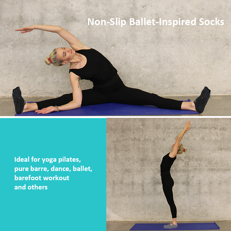Fast Shipping Fluidity Barre Fitness Dance Ballet Yoga Pilates Stretching