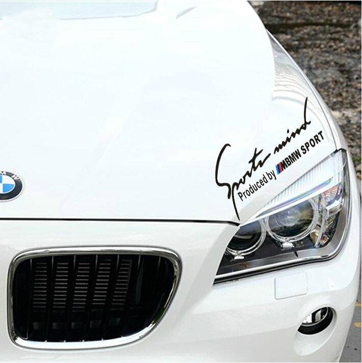 Graphic Vinyl Sports Mind Car Sticker Auto Eyelashes Decal Emblem